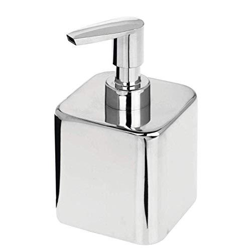 Dalovy Convenient Moderner Seifenspender Aus Edelstahl, Handseifenspender für Hotels, Quadratische Handseifenflaschenlotion.