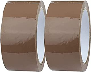 ABBASALI Brown Packaging Tape 2 Inch for Parcels and Boxes - This Brown Packing Tape Provides a Strong, Secure and Sticky ...