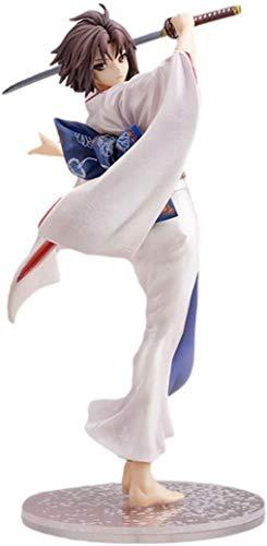 Sora no realm 2da generación y dos kimonos de ceremonia, modelo de acción de PVC decoración de juguetes colección de juguetes regalo decoración de mesa estatua modelo decoración de coche tamaño 18 cm