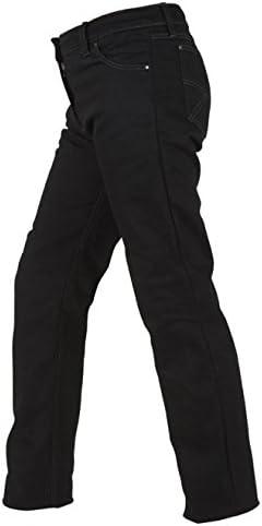 Furygan Jean Lady Strch Pantalon Femme Noir