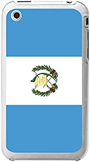 Cellet Proguard Case for iPhone 3/3GS - Non-Retail Packaging - Guatemala Flag Design