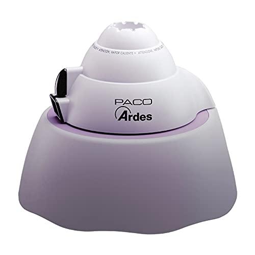Ardes 820 AR820 Umidificatore a Vapore Caldo PACO ad Elettrodi 400 W Capacità 2 Litri Vaporizzazione Regolabile Con Autospegnimento, Plastica