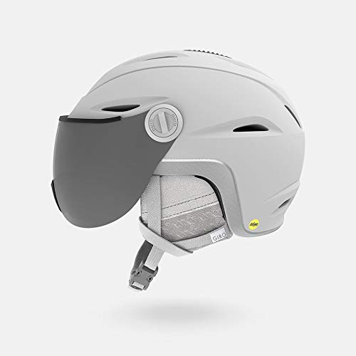 Giro Essence MIPS Casque de Protection Unisex-Adult, Matt White, S 52-55.5cm