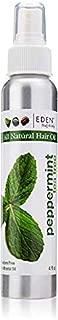 EDEN BodyWorks Peppermint Tea Tree Hair Oil, 4 oz