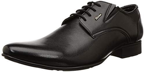 BATA Men's Luisi Black Formal Shoes-8 UK (42 EU) (8216282)