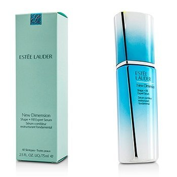 Estee Lauder New Dimension Shape + Fill Expert Serum 75ml/2.5oz by Estee Lauder