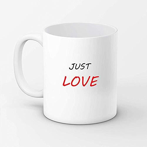 Ust Love Mug Romantico regalo di San Valentino Regalo per coppie