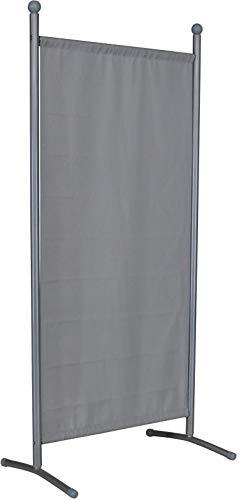 Angerer Stellwand klein hellgrau 178 x 82 cm, 607/14