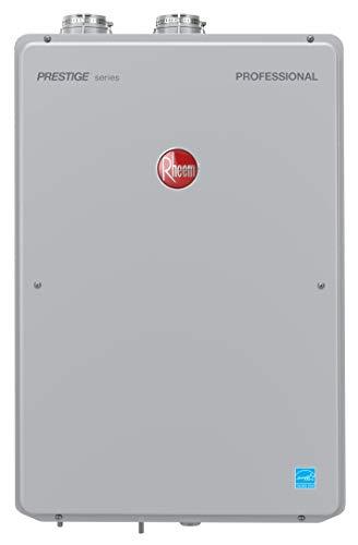 Rheem RTGH-95DVLN-2 Tankless Water Heater, Grey