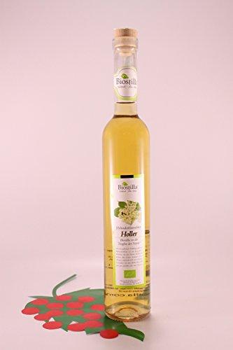Holunderblütenlikör Holler Biostilla 17% 50 cl - Brennerei Walcher Südtirol
