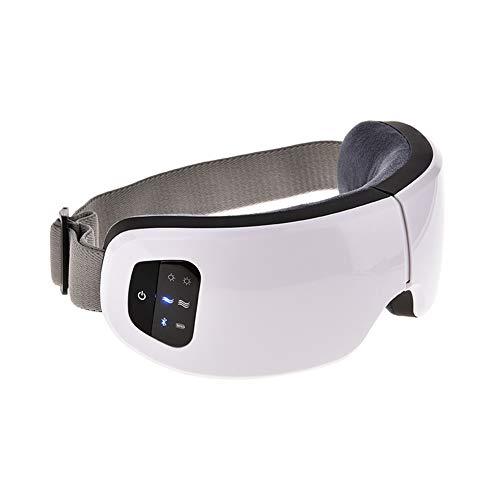 Preisvergleich Produktbild LSQ Bluetooth-Augenmassage,  intelligent Hot Pack Augenschutz elektrische Kopfmassage Mute Instrument USB Faltbarer Augemassager