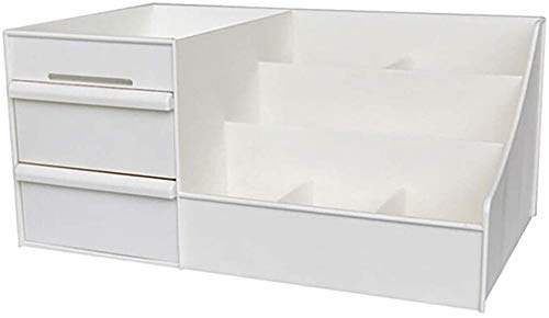 Bagage Make-up Organizer, met lades kaptafel Plastische Cosmetische Storage Box Cosmetische opbergdoos