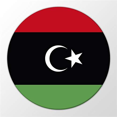 Kühlschrank Magnet Libya Libyen Flagge Nordafrika Staat Magnettafel Whiteboard
