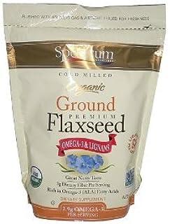 Spectrum Ground Essential Flax Seed ( 1x14 Oz)