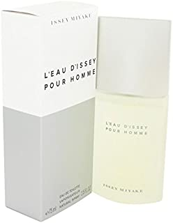 L'EAU D'ISSEY (issey Miyake) by Issey Miyake Eau De Toilette Spray 2.5 oz for Men - 100% Authentic
