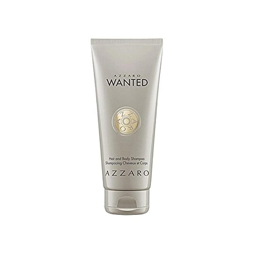 アリサルベージ雲Azzaro Wanted Hair & Body Shampoo 200ml - アザロは、ヘア&ボディシャンプー200ミリリットルを望んでいました [並行輸入品]
