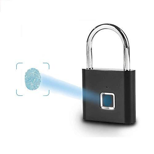 UPEOR Waterproof Fingerprint Padlock Smart Lock
