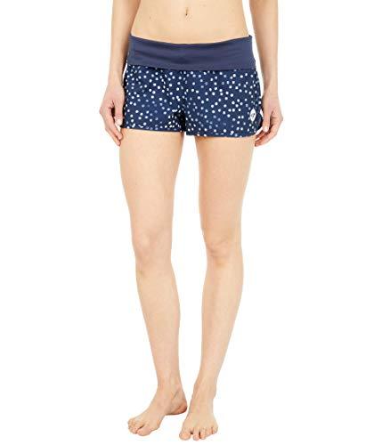 Roxy Damen Endless Summer Boardshorts, Mood Indigo S Kuta Dots, Medium