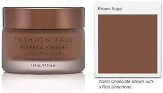 Fashion Fair Oil-Free Perfect Finish Souffle Makeup - Brown Sugar
