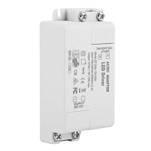 AC 100-240V a DC 12V SMD LED Driver Switch - AC 100-240V a DC 12V SMD LED Driver Switch Transformador de energía para LED Strip Light(12W)