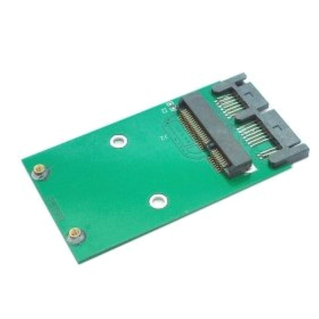 ChenYang Mini PCI-E mSATA SSD to 1.8 Micro SATA 7+9 16pin Adapter Add on Cards PCBA for SSD Hard Disk