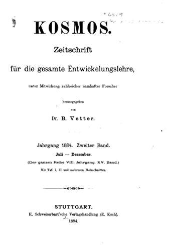 Kosmos (German Edition)