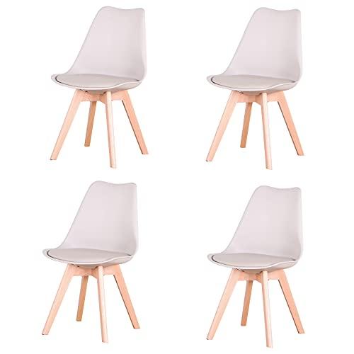 sedie sala da pranzo moderne GrandCA HOME Set di 4 sedie
