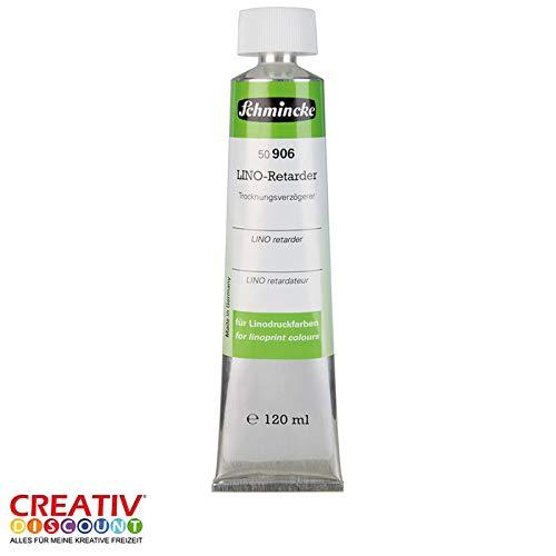 CREATIV DISCOUNT® NEU Schmincke LINO-Retarder, Tube 120 ml
