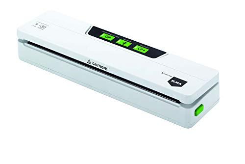 Envasadora al vacío V START MINI - ELMA - Electrodoméstico de calidad - 100W, Alimentos al vacío, Máquina de comida al vacío, Apta para hogares y hostelería