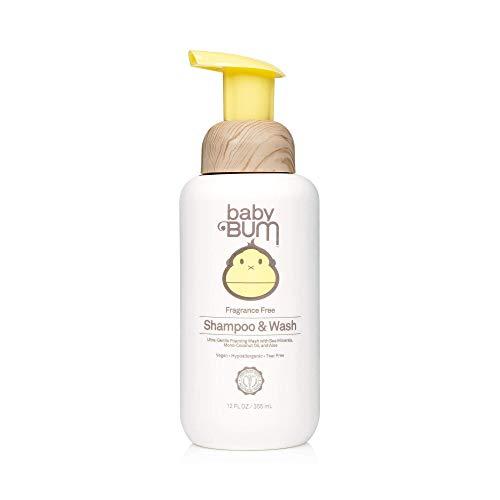 Baby Bum–schäumendes Shampoo und Duschgel parfümfrei–12fl. oz.