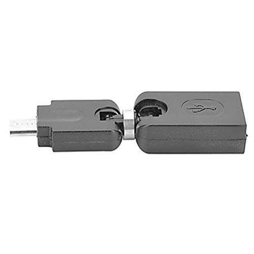 QAZSE Adapter USB 3.0 Micro USB 2.0, Adapter USB 3.0 Micro USB 2.0 naar USB 2.0 mannelijk - vrouwelijk 480 Mbps