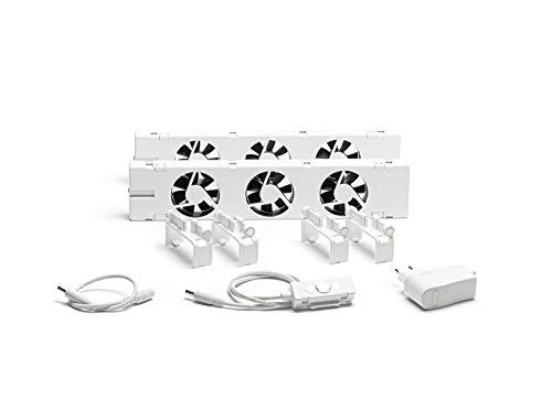 SpeedComfort Heizkörperverstärker. Narrow Duo-Set
