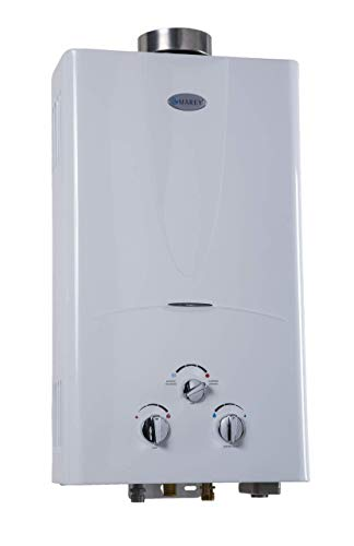 Marey Power Gas 10L 3.1GPM Natural Gas Tankless Water Heater