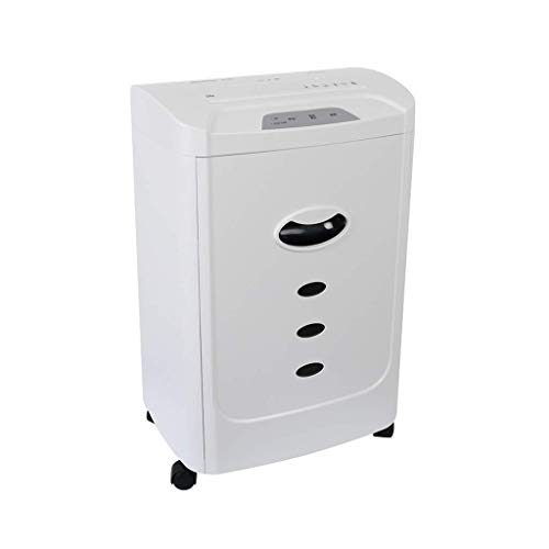 Great Features Of SCDFDJ Paper Shredder Micro Cut | Electric Shredder | Data Theft | 18 Litre Bin | ...