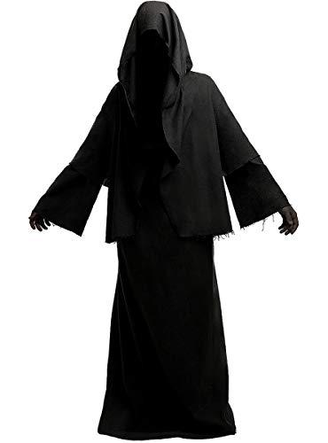 Funidelia | Disfraz de Nazgul - El Seor de los Anillos Oficial para Hombre Talla XL El Seor de los Anillos, Pelculas & Series, El Hobbit, Lord of The Rings (LOTR) - Color: Negro