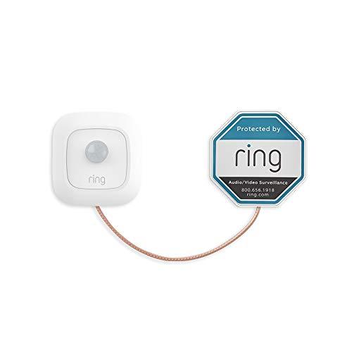 Ring Mailbox Sensor – White (Bridge required)