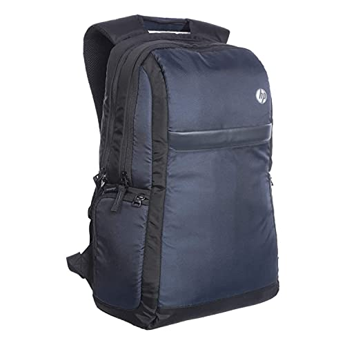 HP NB Bundle Backpack with with Accessible Pockets and Dedicated Padded Compartment for Laptops and Notebooks up to 15.6 inch (W3Z70PA)