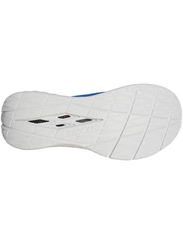 Hoka One Carbon X - Zapatillas de color blanco y azul, Azul (azul), 44 2/3 EU