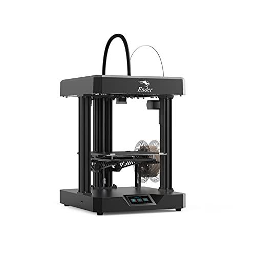 Wxyyge CREEALIDAD Ender-7 Versión Mejorada Impresora 3D Diseño de Estructura integrada, Placa Base silenciosa de Plataforma de Cristal de carburo de Silicona, 250 * 250 * 300mm