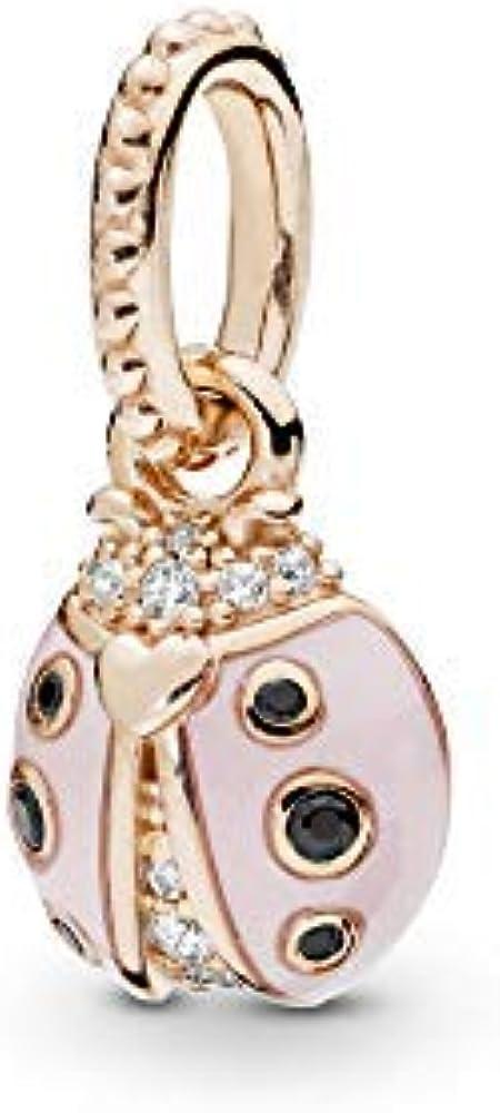 Pandora ciondolo bead charm donna argento stearling 925 387909EN160