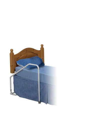 NRS Healthcare Rise Easy Bed Aid Rail for Single Beds