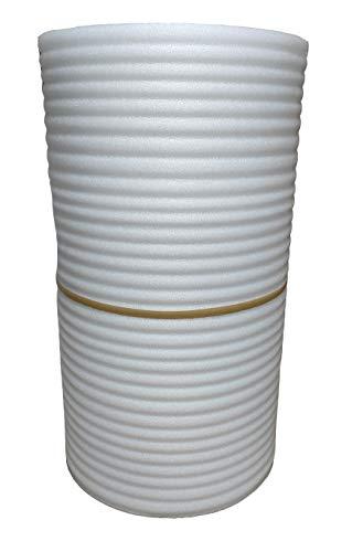 Trittschalldämmung 5mm PE Dämmung Schaumfolie Unterlage für Laminat,Parket (50m²)