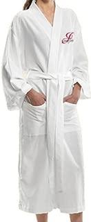 S.r - Monogrammed Bathrobes, Bridesmaids Gifts, White Bathrobes, Calf Length Robes