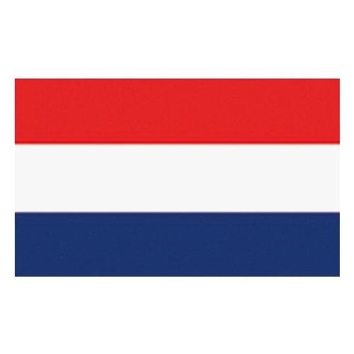 Qualitäts Fahne Flagge Niederlande / Holland 90 x 150 cm mit verstärktem Hissband
