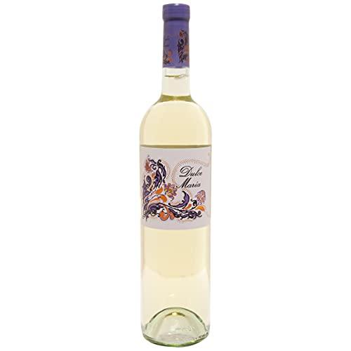 DULCE MARIA vino blanco botella 75 cl
