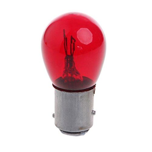CCIIO S25 5W 1157 Bay15d DC 12V Lámpara Trasera de Coche Luz de Freno Bombilla indicadora de Parada