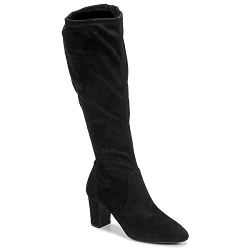 BULLBOXER 106503F7TBLCK Laarzen dames Zwart Hoge laarzen