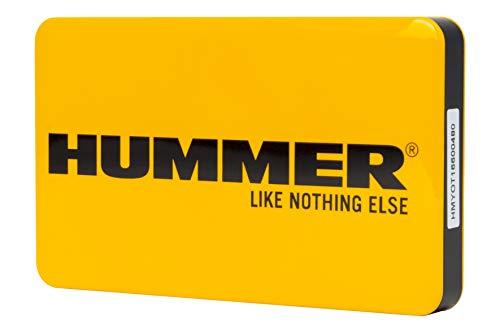 Hummer HUMM6000 Arrancador de Bateria para Coche 6000mAh