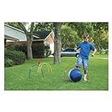 Giant Kick Croquet Set