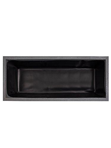 PFLANZWERK® Pflanzkübel UNIVERSAL PREMIUM PVC Dichtungsfolie + Teichfolie 200x145cm 6mm *Frostbeständig* *UV-Schutz* *Qualitätsware* - 3